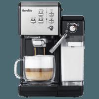 Espressor Cafea Prima Latte II Silver