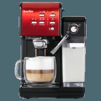 Espressor de Cafea Prima Latte II Red