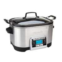 5.6L Digital Slow & MultiCooker