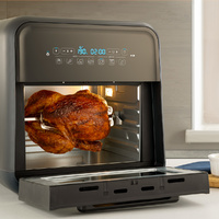 Rotisserie Air Fryer Oven