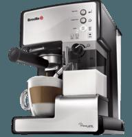 Espressor de Cafea Prima Latte Silver