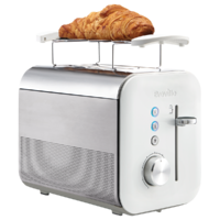 Toaster High Gloss 2 slices