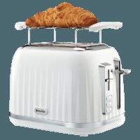 Toaster Style White 2 slices