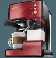 Espressor Cafea Prima Latte Red