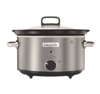 Slow cooker 3.5L Manual Stainless Steel