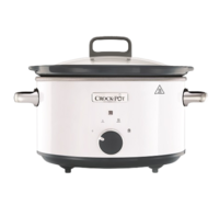 Slow Cooker 3.5L White