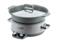 Slow cooker 6.0L Digital DuraCeramic Sauté