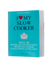 Carte retete I LOVE MY SLOW COOKER