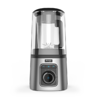Blender cu mixare in vid Kuvings SV-500, D. Silver