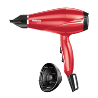 Uscator de par Fashion Dryer 2000W red