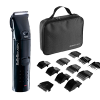Cordless hair and beard clipper