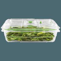 Caserola pentru vidat alimente 2.366 L