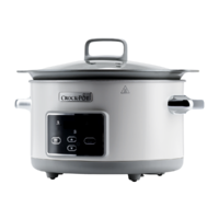 Slow cooker 5.0 L Digital DuraCeramic Sauté